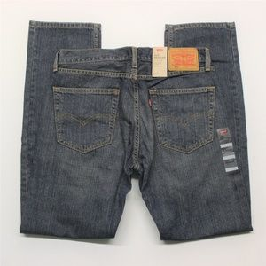 Levi's 505 Regular Fit Jeans (005052765) 32x34